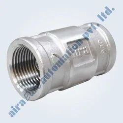 Manual High Pressure Non Return Valve