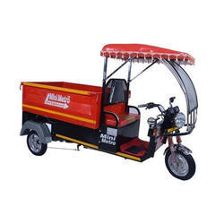 Battery Operated Tricycle Loader