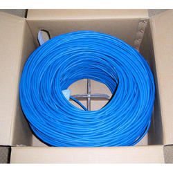 Unshielded Twisted Pair Cable At Best Price In India