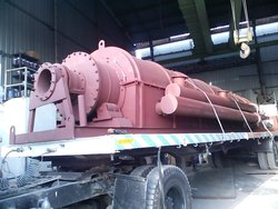 Continues Waste Tyre Recycling Plant