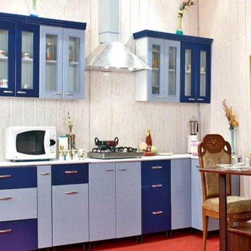 Laminated Modular Kitchen At Rs 1400 Square Feet: Modular Kitchen Cabinet Wholesaler From