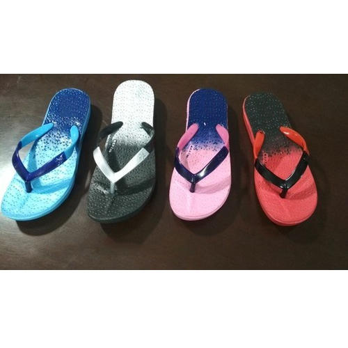 885fd2077e997 Ladies Flip Flop - WOMENS FASHION-EVA-PRINT-SLIPPERS Manufacturer from New  Delhi