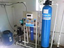 Industrial RO Plant 100 LPH
