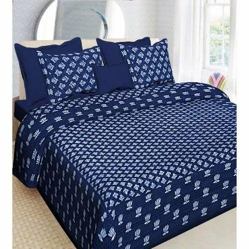 Dabu Print Bed Sheets
