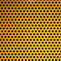 Noise Control Equipment MS Perforated Sheet