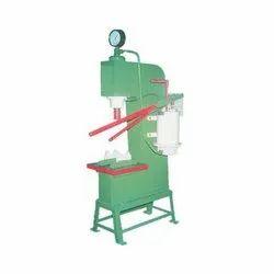 DI-131 Hydraulic Press C Type Hand Operated
