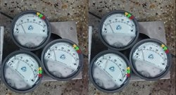 Aerosense Model ASG-250CM Differential Pressure Gauge Range 0-250 CM of Water