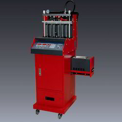 Injector Cleaner And Tester