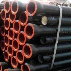 Kapilansh Dhatu Round Cast Iron Spun Pipes, For Utilities Water