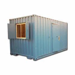 Metal Office Cabin
