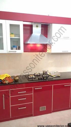 Waterproof Modular Kitchen Cabinet