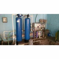 2000 LPH Reverse Osmosis Plants