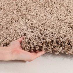 Brown Shag Carpet