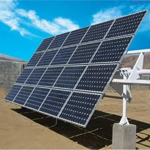 Mounting Structure On Grid Solar Power System, For Commercial, Capacity: 2 Kw
