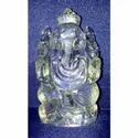 Sphatika Ganesha