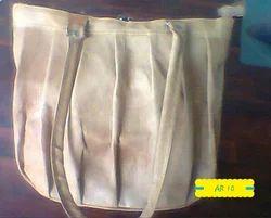 White AR 10 Ladies Handbag