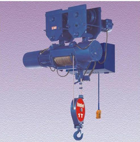 Indef electric hoist mini mallet