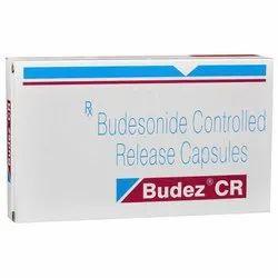 Budez CR Capsules (Budesonide)
