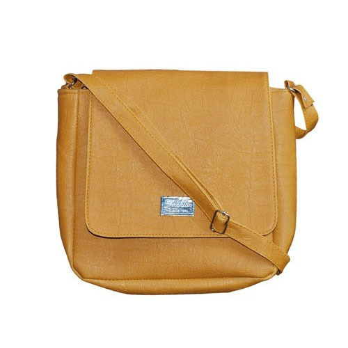 064357d819e Synthetic Leather Ladies Fancy Sling Bag, Rs 350 /piece, Bag World ...