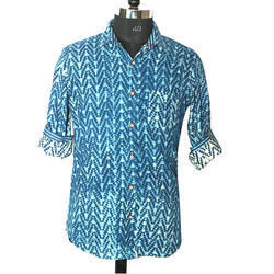 Casual Full Sleeve Cotton Shirt