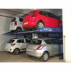 Hydraulic Parking Lift