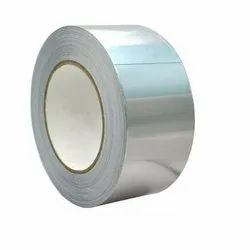 Silver Metal Aluminum Foil Tape Pressure Sensitive Tape for Carton Sealing