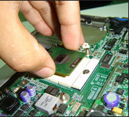 Chip Level Repairing for Motherboards