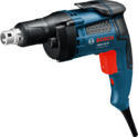 Blue Bosch Screwdriver Gsr 6-25 Te