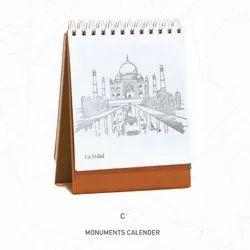 Promotional Monument Calendar
