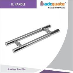 Adequate Stainless Steel H Type Handle