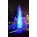 Double Dome Fountain