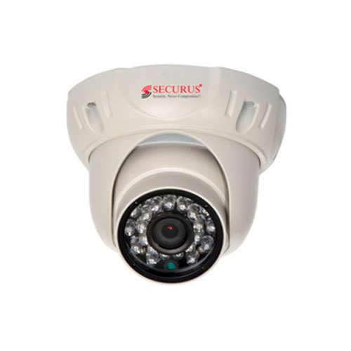 Analog Camera 1.3 MP Securus CCTV Dome Camera, Model Name/Number: Ss-ne15dcp-m4
