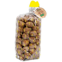 Tulsi 1 kg Inshell Walnuts, Packaging: Pouch