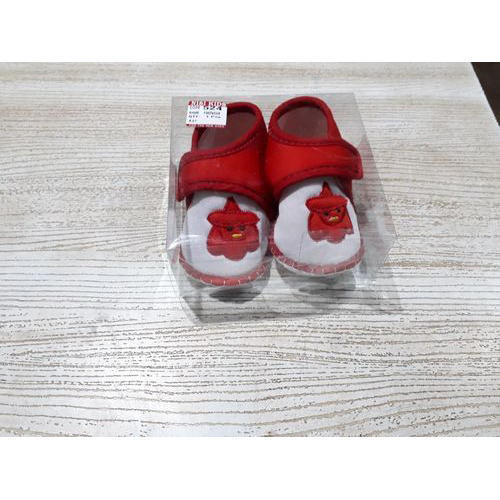 Red Baby Designer Shoes, Age Group