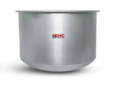Aluminium Milk Storage Containers