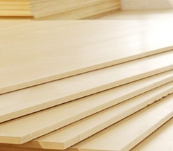 WPC Brown Plywood, Thickness: 8 mm
