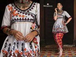 Embroidered Women Navratri Kedia