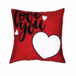 U46 Printed Cushion