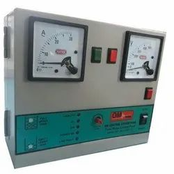 Three Phase Single Pump Borewell Control Panel