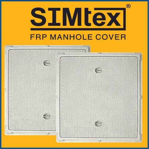 2.5 Ton FRP Manhole Cover