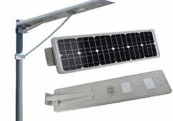 Pole Mounted Solar LED Street Light