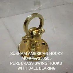 Pure Brass Hanging Swing Hook