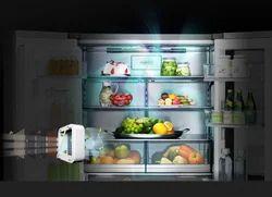 LG SIGNATURE 984 Litre InstaView Door-in-Door Counter-Depth Refrigerator GR-Q31FGNGL