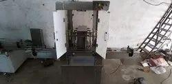 Automatic Linear Bottle Liquid Filling Machine