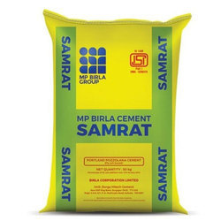 MP Birla Cement Samrat PPC, Packaging Size: 50 Kg