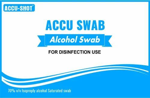 Alcohol Swab (Accu Swab)
