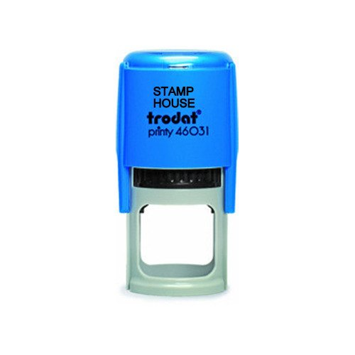 Trodat 46031 Round Self Ink Stamps