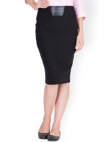 0e26a8a32 Pencil Black Women Business Formal Skirt, Rs 800 /piece, Richa ...