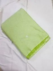 Unstitched Material Plain colour Linen Fabric, GSM: 50-100