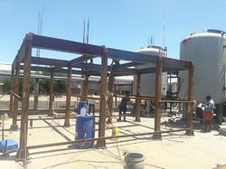 Structural Fabrication And Erection Services